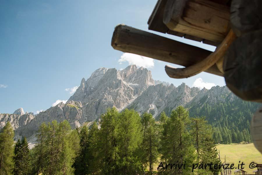 Croda Rossa in Val Fiscalina, Trentino-Alto Adige
