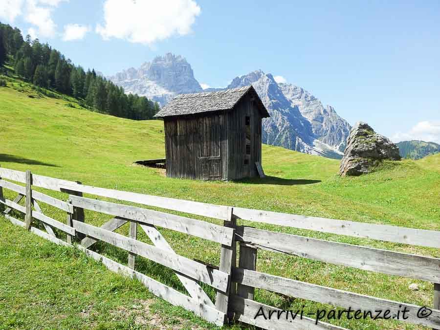 Fienile, Trentino-Alto Adige