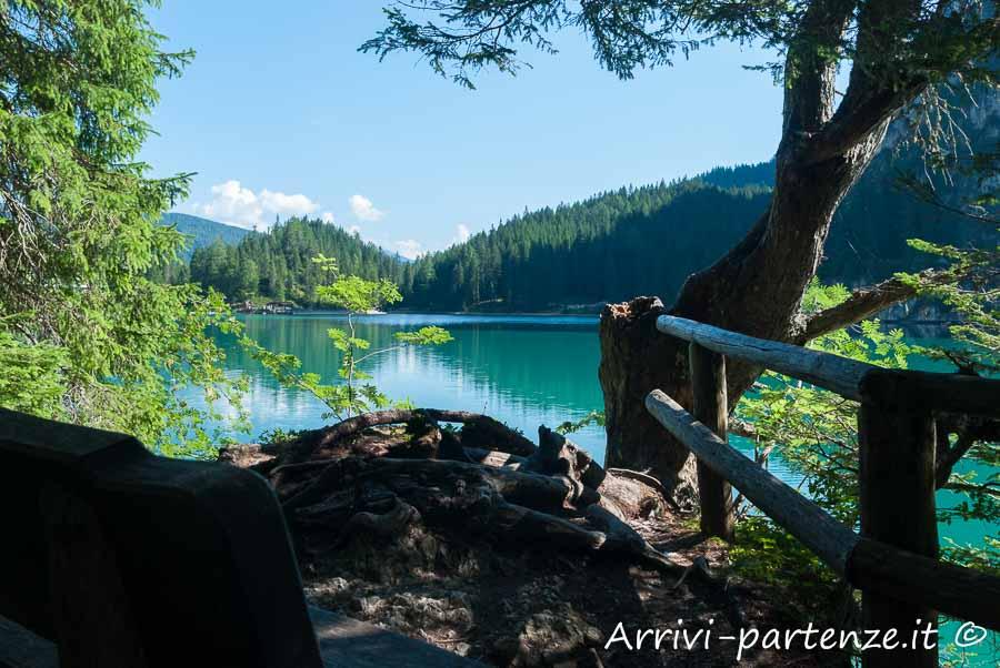 Lago di Braies, Trentino-Alto Adige