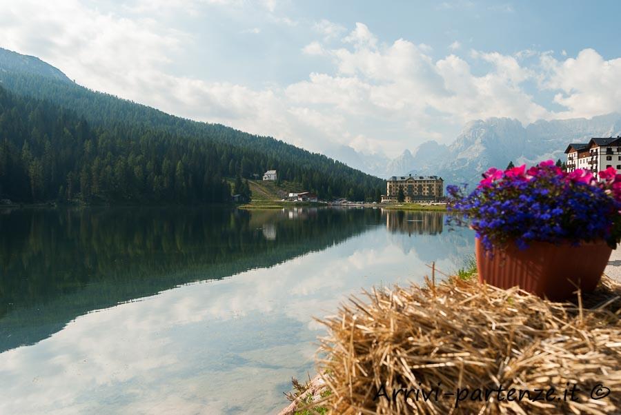 Lago di Misurina, Veneto