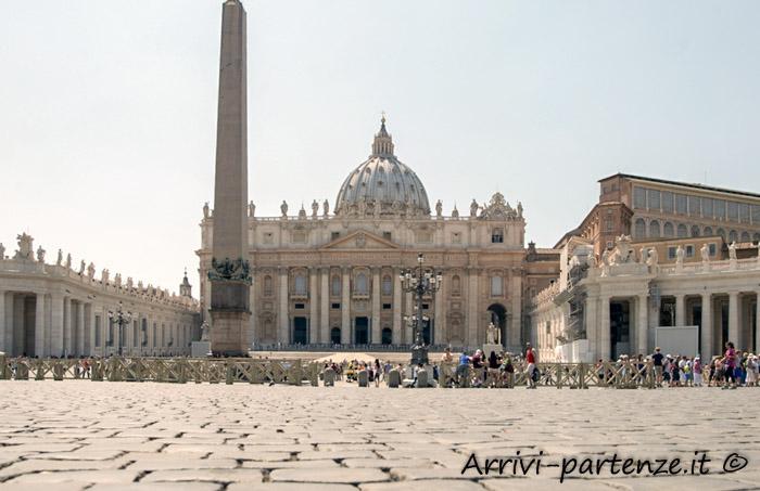 Piazza del Vaticano, Città del Vaticano