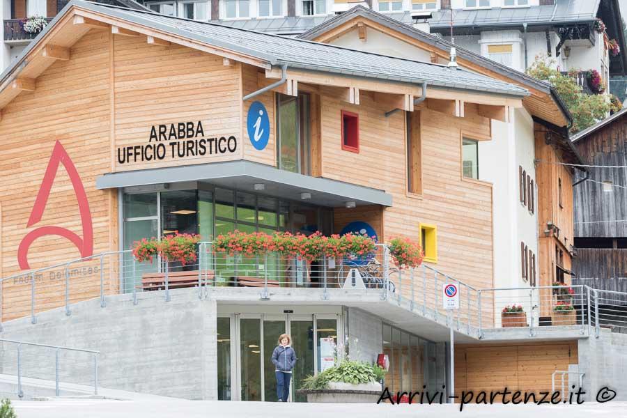 Ufficio turistico di Arabba, Veneto