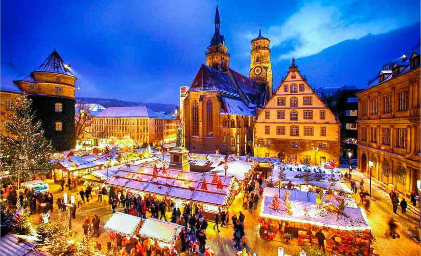 Mercatini di Natale di Monaco di Baviera, Germania