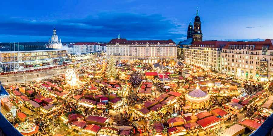 Mercatini di Natale di Dresna, Germania