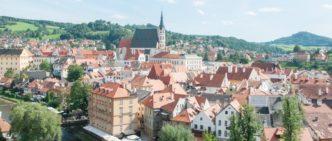Cesky Krumlov, Repubblica Ceca