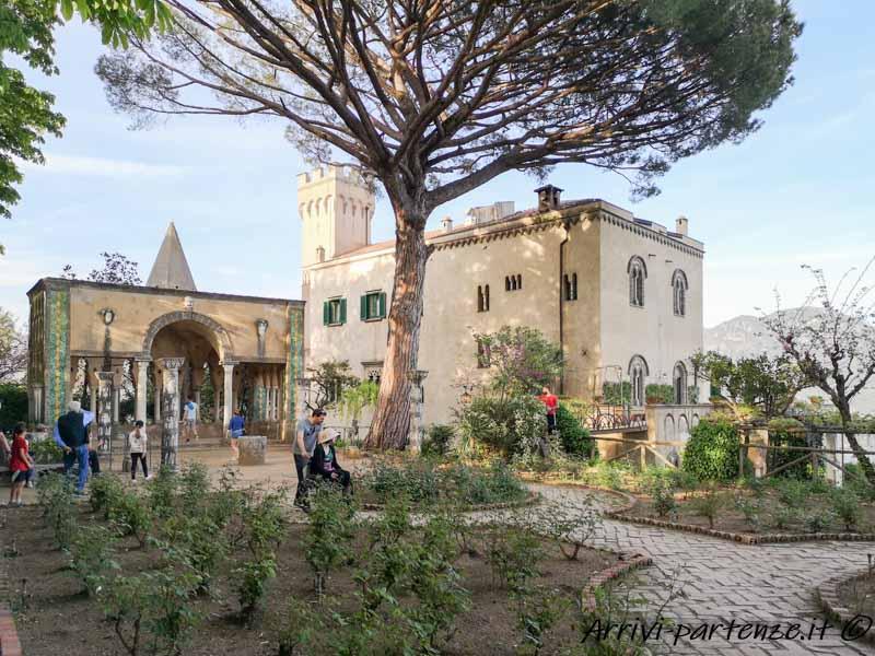 Villa Cimbrone a Ravello, Costiera Amalfitana