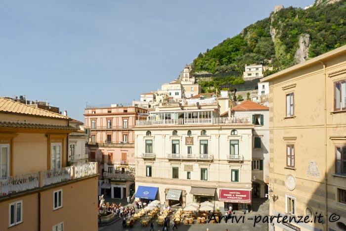 Centro di Amalfi, Costiera Amalfitana