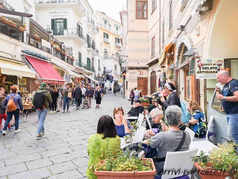 Centro storico di Amalfi, Costiera Amalfitana