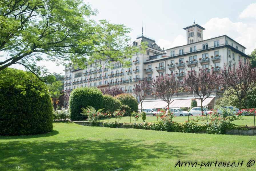 Grand Hotel Des Iles Borromées a Stresa, Piemonte