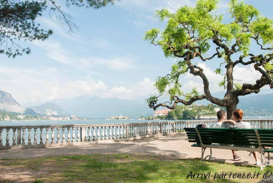 Lungolago di Stresa, Piemonte
