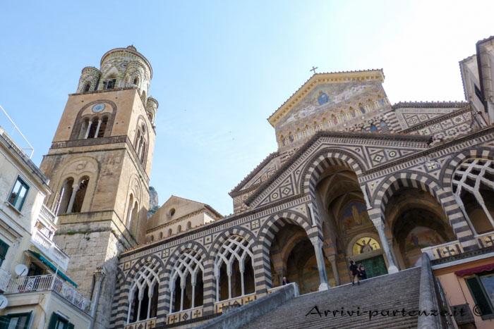 Duomo di Amalfi, Costiera amalfitana