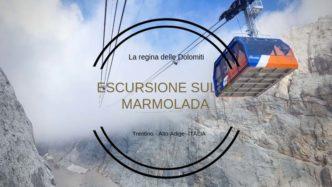 Funivia per la cima della Marmolada, Trentino-Alto Adige