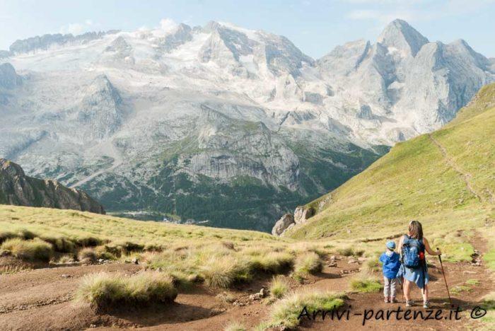 Escursione al Porta Vescovo, Dolomiti