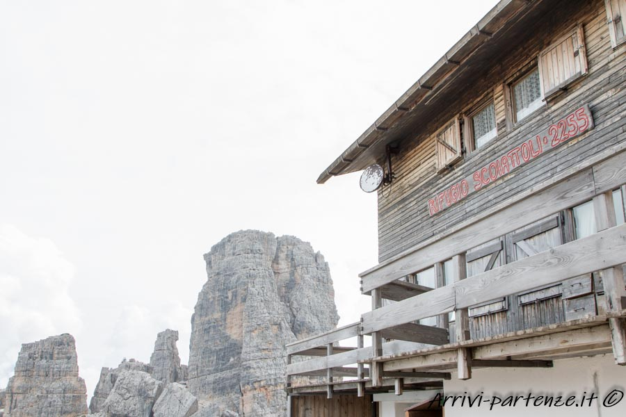 Rifugio Scoiattoli alle 5 Torri, Trentino Alto-Adige