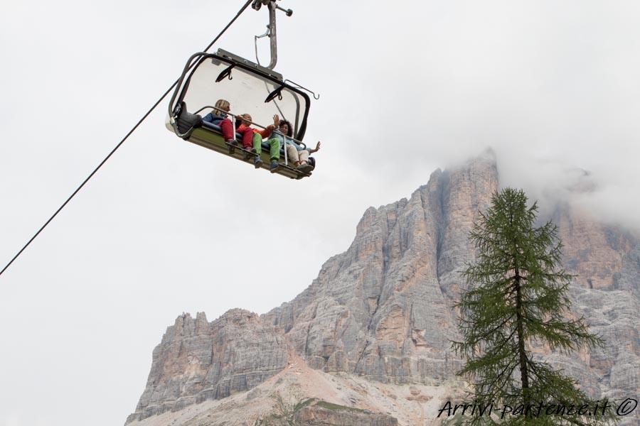 Seggiovia delle 5 Torri, Trentino-Alto-Adige